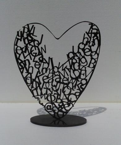 Desde el Corazón 12 EsculturadeKrum Stanoev  Compra arte en Flecha.es