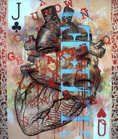 Anatomía Comparada de una Emoción enraizada|DibujodeGossediletto| Compra arte en Flecha.es
