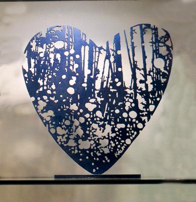 Desde el Corazón 8 EsculturadeKrum Stanoev  Compra arte en Flecha.es