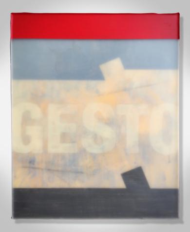 Gesto|PinturadeNorberto Sayegh| Compra arte en Flecha.es