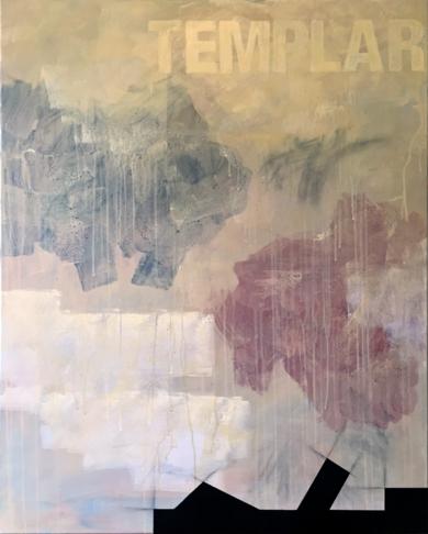 Templar|PinturadeNorberto Sayegh| Compra arte en Flecha.es