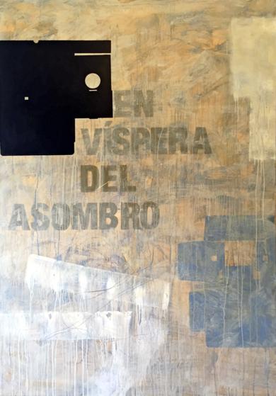 En visperas del asombro|PinturadeNorberto Sayegh| Compra arte en Flecha.es