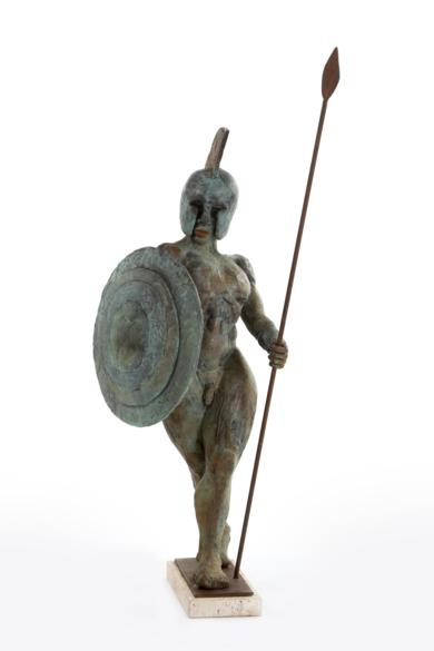 AQUILES|EsculturadeJavier Rodanés| Compra arte en Flecha.es