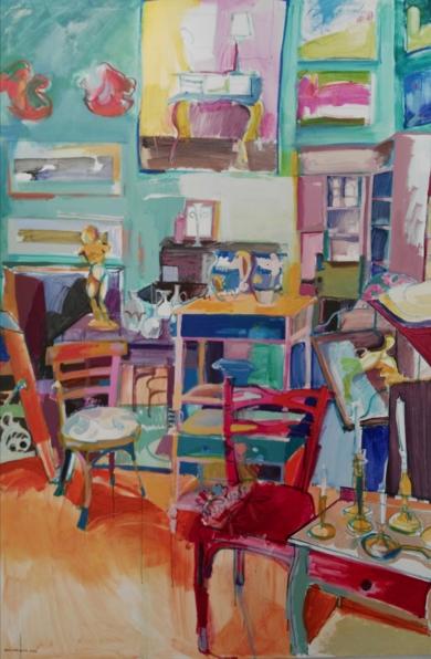LA TIENDA|PinturadeCarlota Rios| Compra arte en Flecha.es
