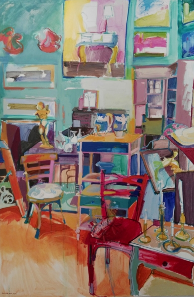 Carlota Rios | Compra arte en Flecha.es