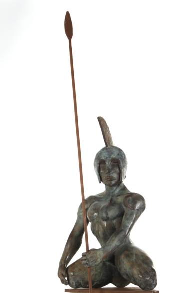 HÉCTOR|EsculturadeJavier Rodanés| Compra arte en Flecha.es