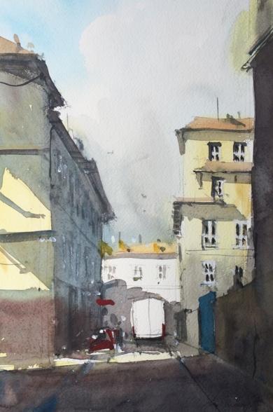 Madrid|PinturadeIñigo Lizarraga| Compra arte en Flecha.es