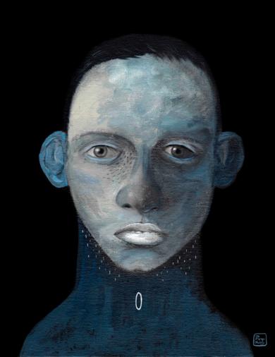 Blu|CollagedeBran Sólo| Compra arte en Flecha.es