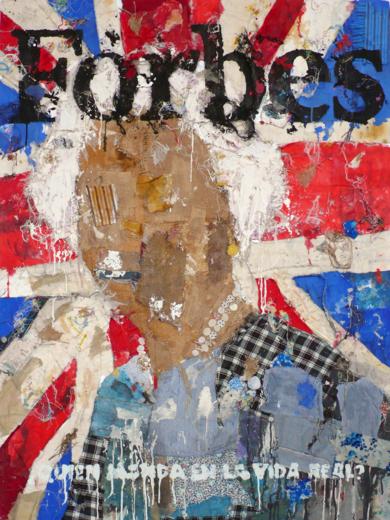 The Queen|PinturadeBarbeito| Compra arte en Flecha.es