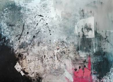 EL CAMINAR JUNTOS|PinturadeMimai| Compra arte en Flecha.es