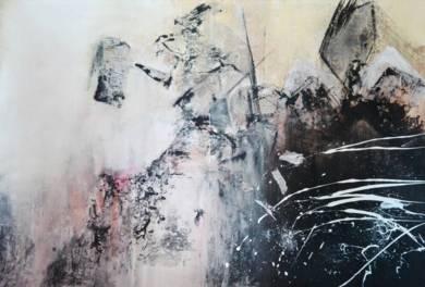 EL GUERRERO Y EL DRAGÓN|PinturadeBysuecreative| Compra arte en Flecha.es