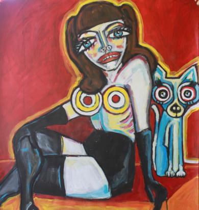 sin titulo|PinturadeVeo blasco| Compra arte en Flecha.es