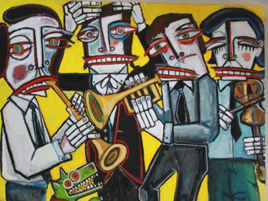 Dixie Land|PinturadeVeo blasco| Compra arte en Flecha.es