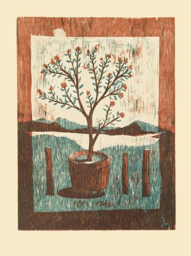 Sa Vida|Obra gráficadeJaelius Aguirre| Compra arte en Flecha.es