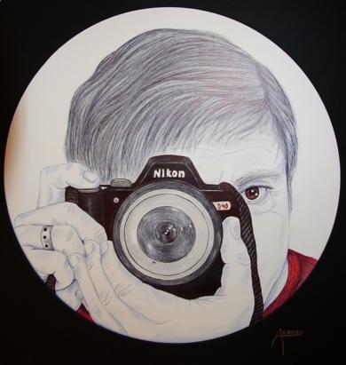 Foto|DibujodeMarisa  Armero| Compra arte en Flecha.es