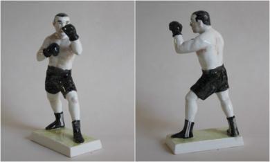 boxeador 4|EsculturadeManuel Sánchez-Algora| Compra arte en Flecha.es