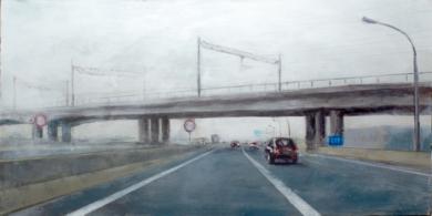 UN MAL DIA|PinturadeEnrique Pitarch| Compra arte en Flecha.es