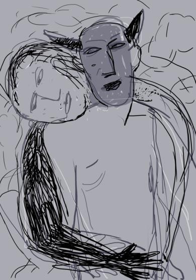 conamor II|Obra gráficadeManuel Sánchez-Algora| Compra arte en Flecha.es