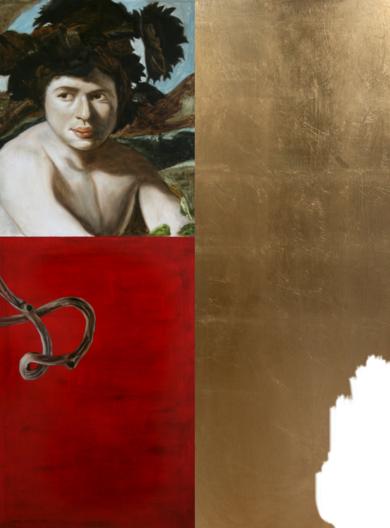 VINE II|DibujodeEnrique González| Compra arte en Flecha.es