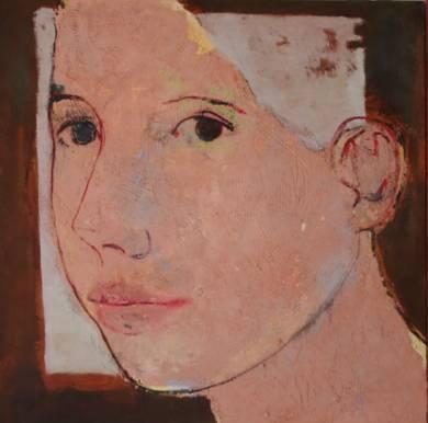 """MATILDE""|PinturadeEduardo Salazar| Compra arte en Flecha.es"