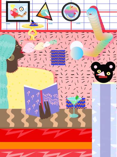 How to understand|DibujodeAlba Blázquez| Compra arte en Flecha.es