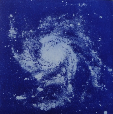 Messier 101|Obra gráficadeArkal| Compra arte en Flecha.es