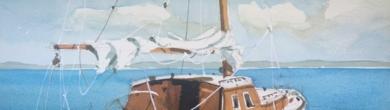 Balandro|PinturadeIñigo Lizarraga| Compra arte en Flecha.es