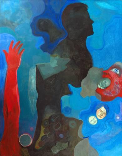 Pesadilla|PinturadeFernando Charro| Compra arte en Flecha.es