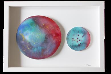 Taka Ta|PinturadeVioleta McGuire| Compra arte en Flecha.es