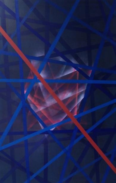 la joya del bosque|PinturadeJuan Caravaca Art| Compra arte en Flecha.es