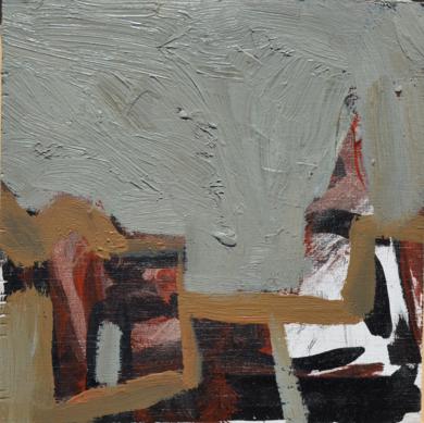 Venecia a las nueve y cuarto V|PinturadeCelia Muñoz| Compra arte en Flecha.es