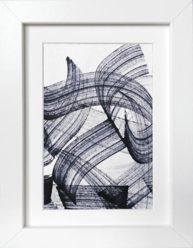 Onda Gris 1|DibujodeJorge Regueira| Compra arte en Flecha.es