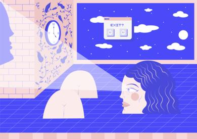 4 a.m|DigitaldeAlba Blázquez| Compra arte en Flecha.es