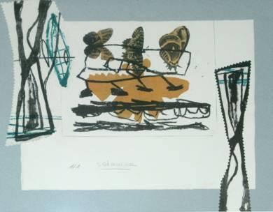 Serie bosque encantado CollagedeSílvia Colomina  Compra arte en Flecha.es