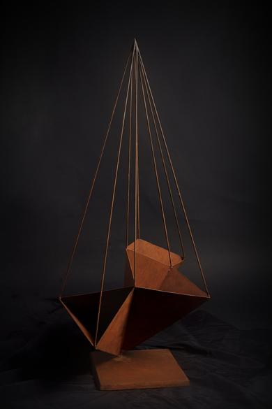 Norte-Sur|EsculturadeAntonio Camaño Pascual| Compra arte en Flecha.es