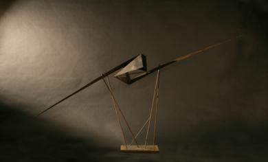Without freedom|EsculturadeAntonio Camaño Pascual| Compra arte en Flecha.es