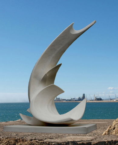 MARINA - IV EsculturadeJoan Escudé  Compra arte en Flecha.es