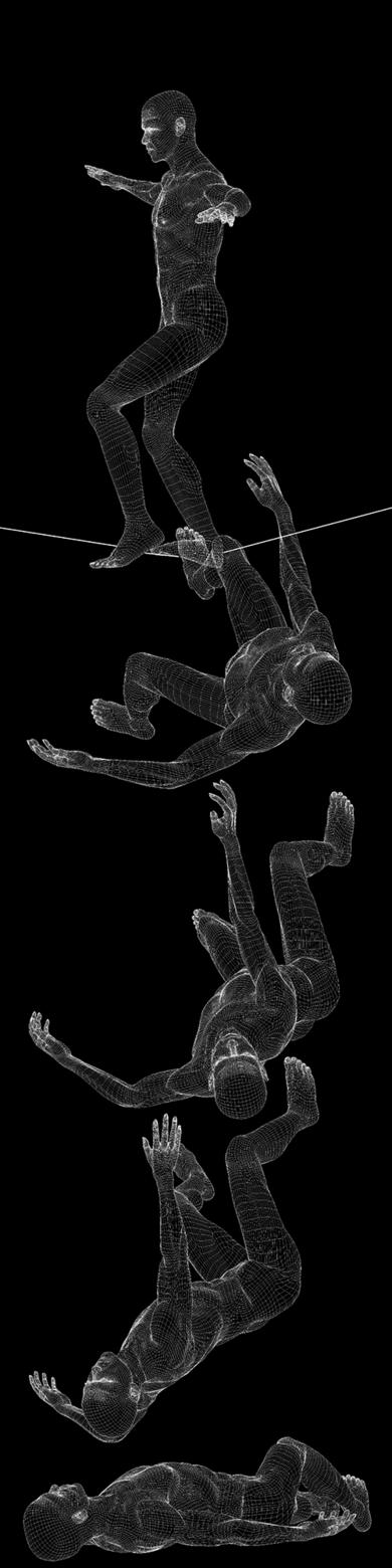 El equilibrio es imposible II|Obra gráficadeDavid Ortega| Compra arte en Flecha.es