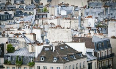 Tejados de París|FotografíadeMonteserinfotografia| Compra arte en Flecha.es