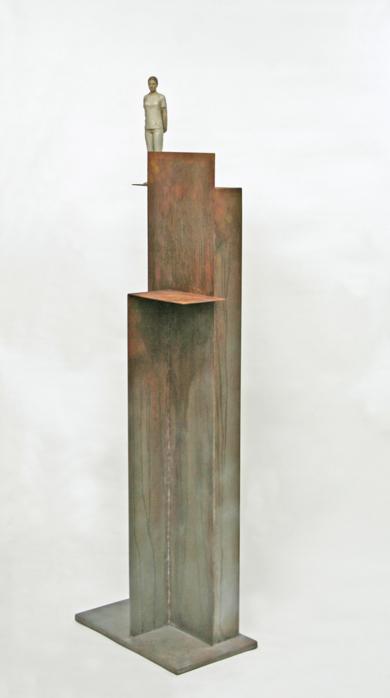 Al otro lado I|EsculturadeMarta Sánchez Luengo| Compra arte en Flecha.es