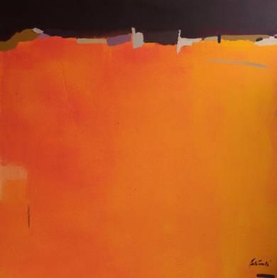 Campos de Castilla|PinturadeLeticia Gª Marañón| Compra arte en Flecha.es