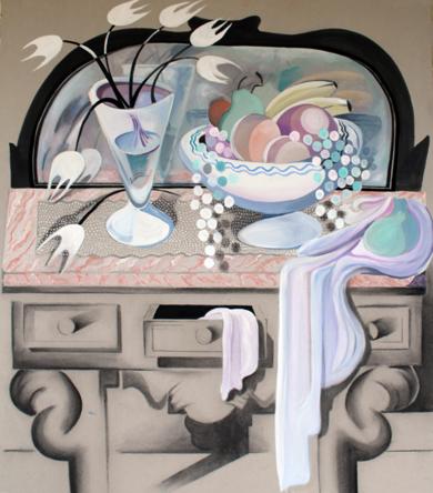 Bodegón I|PinturadeMiguel Mansanet| Compra arte en Flecha.es