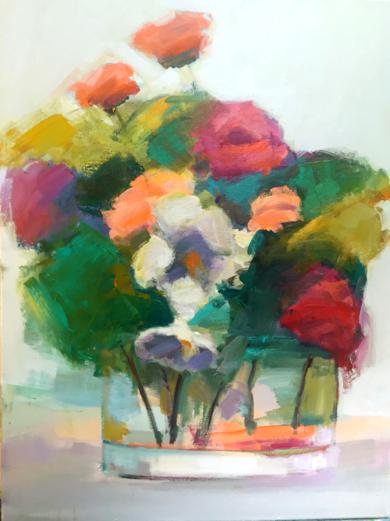 Lugares y Jardines Imaginarios IV|PinturadeTeresa Muñoz| Compra arte en Flecha.es