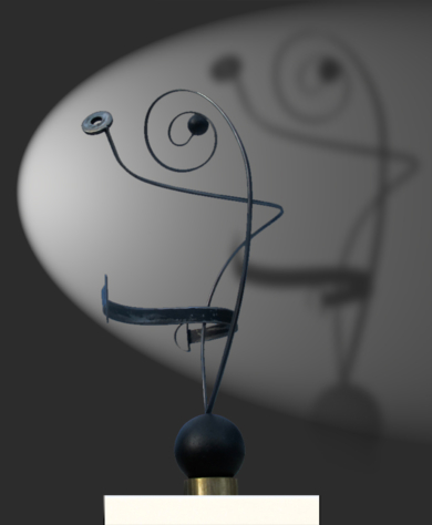 cabeza I|EsculturadeMiguel Mansanet| Compra arte en Flecha.es