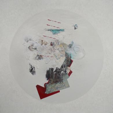 Luna de una historia|PinturadeRaul Eberhard| Compra arte en Flecha.es