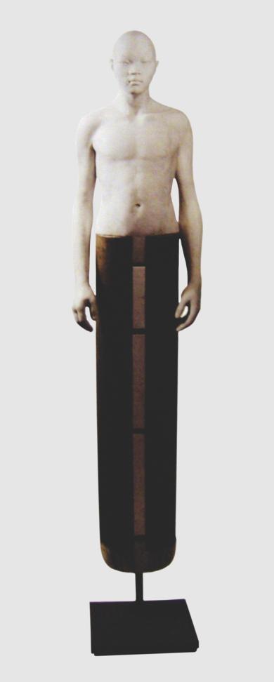 Hermafrodita|EsculturadeJesús Curiá| Compra arte en Flecha.es