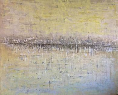 Mediterráneo|PinturadeJose Luis Muñoz| Compra arte en Flecha.es