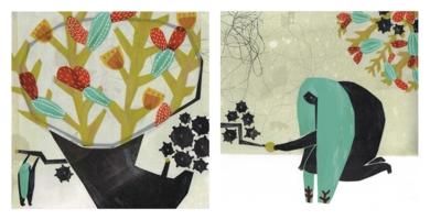 Nature Machine|CollagedeAna Suárez| Compra arte en Flecha.es