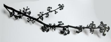 Gingko|EsculturadeCharlotte Adde| Compra arte en Flecha.es