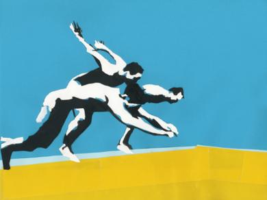 Untitled #03|CollagedeLeo Rydell Jost| Compra arte en Flecha.es